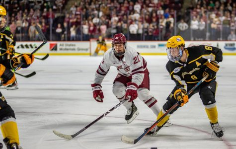UMass building the best penalty kill in college hockey