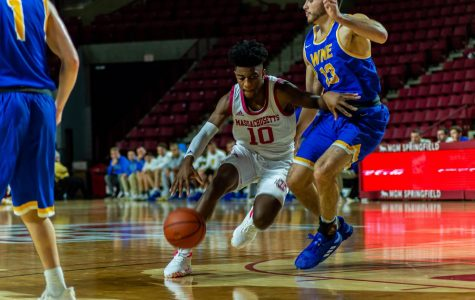 Touri: Six takeaways from UMass' Tuesday exhibition