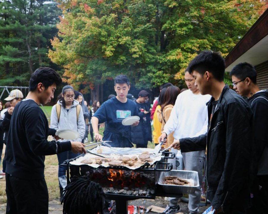CSSA+Barbecue