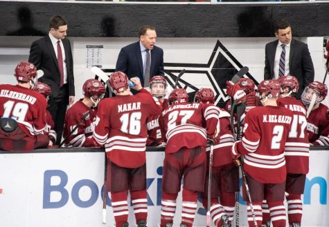 Canelas: The time to start winning is now for UMass hockey