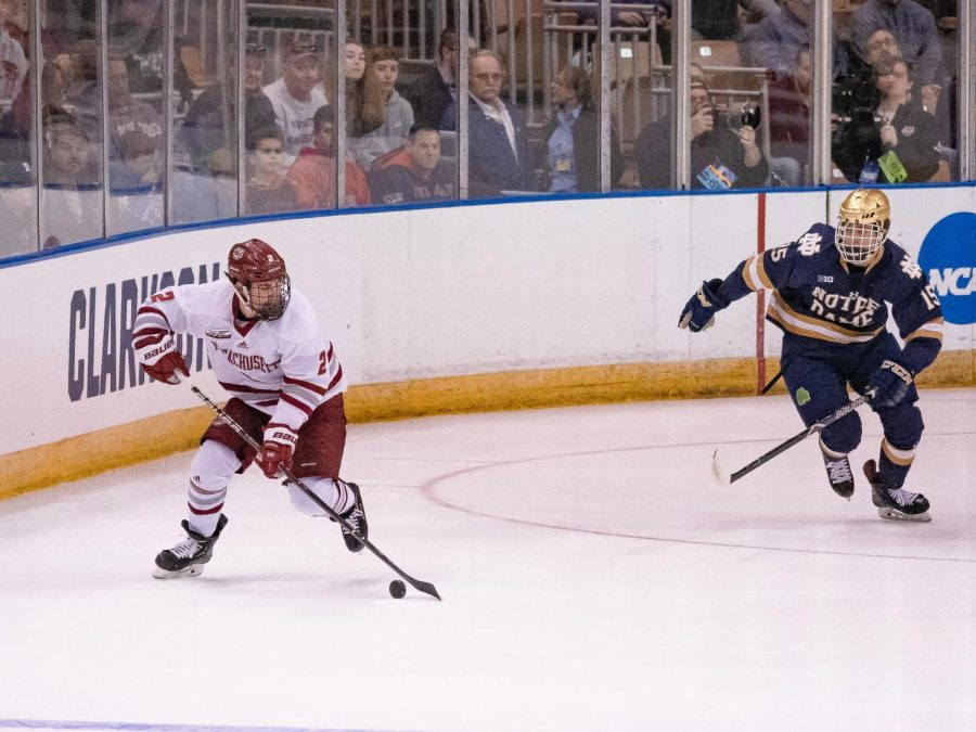 Marc Del Gaizo set to return to the ice for UMass hockey