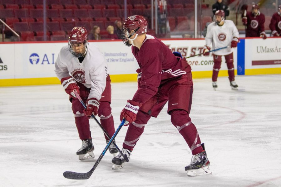 After historic season, next chapter for UMass hockey starts against RPI on Friday