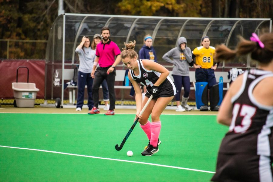 UMass field hockey scores quickly in overtime to defeat La Salle