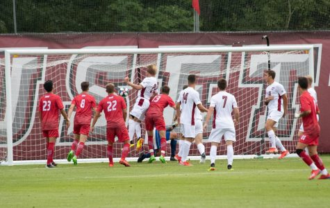 UMass men's soccer hits five straight losses against Saint Louis