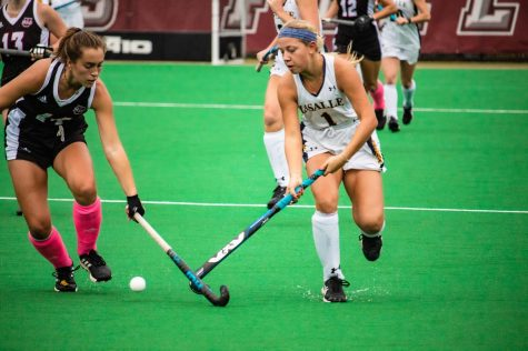 Field hockey hitting its stride at most crucial point of season