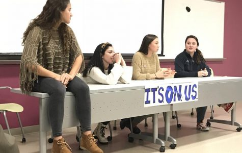 It's On Us seeks to break the silence about sexual assault on campus