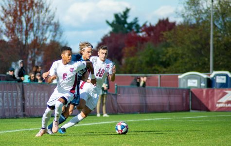 UMass men's soccer faces must-win against La Salle