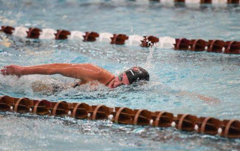 Swim and Dive: Minutewomen prepare to face off against Vermont in home opener