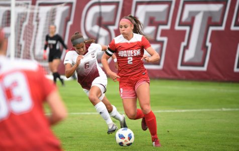 A-10 women's soccer notebook: Fordham locks down first road win in overtime