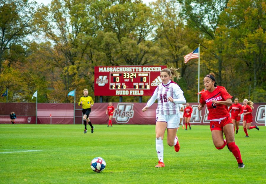 UMass women's soccer continues to land top recruits amid COVID-19