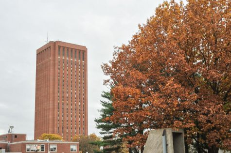 UMass construction to continue through 2017