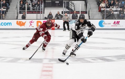 Hockey East notebook: Providence edges Boston University, 6-5
