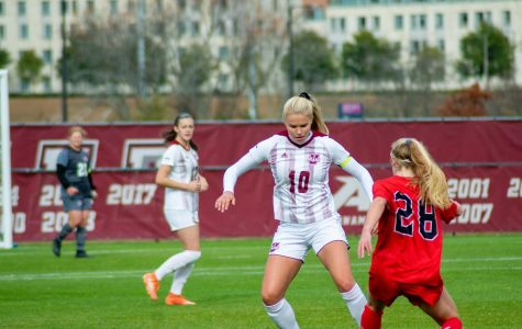 UMass women's soccer dominates Fordham in A-10 quarterfinal