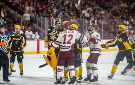 Marc Del Gaizo's return means a much-needed boost for struggling UMass power play