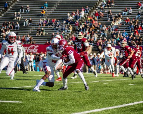 Special teams problems for Minutemen in Colonial Clash with UNH Wildcats