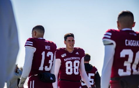 UMass football preparing for run-option heavy offense in Army