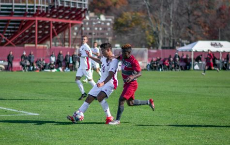 UMass men's soccer waits to find out if they qualify for Atlantic 10 tournament after strong finish to season