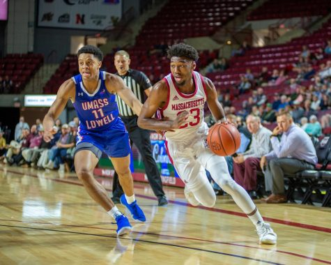 UMass competes in first road game of the season