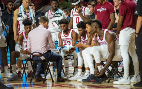 Starting Five: TJ Weeks, Sean East and more from UMass basketball's season-opening win