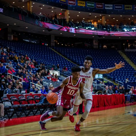 Notebook: UMass men's basketball guard Luwane Pipkins among nation's best in steals