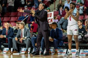 Tony Bergeron bringing fire and energy to UMass basketball