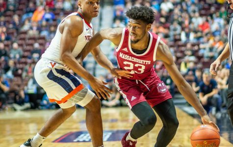 UMass starts strong, crumbles late in loss to St. John's