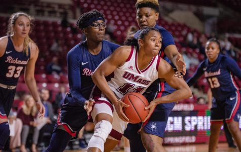 Hampton-Bey's return a plus for UMass women's basketball