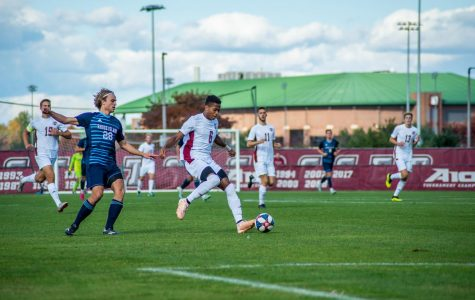 UMass men's soccer needs to win Saturday against Saint Joseph's to keep its season alive