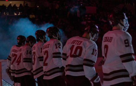 UMass finishes Thanksgiving break with home-and-home against Quinnipiac