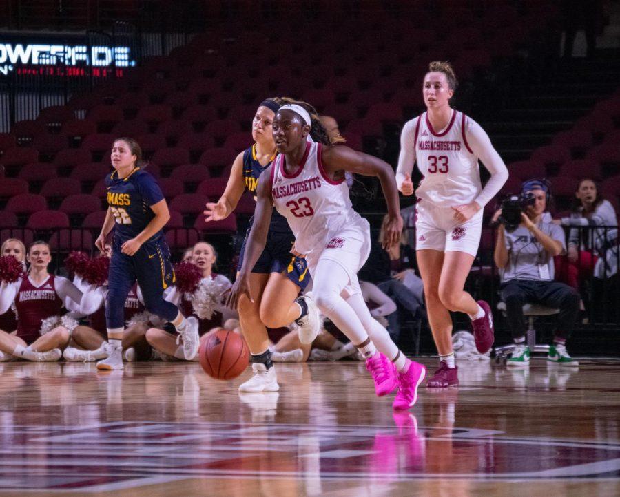 UMass+women%E2%80%99s+basketball+ready+to+take+the+next+step
