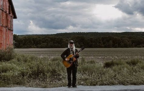 Local legends: Amherst native J Mascis of Dinosaur Jr.
