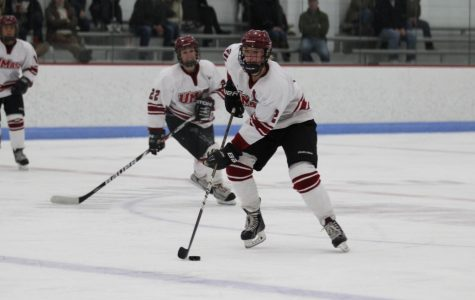 UMass women's club hockey looking towards road matchup against rival URI