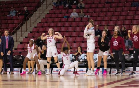 Despite inconsistency, Minutewomen overcome resilient Iona