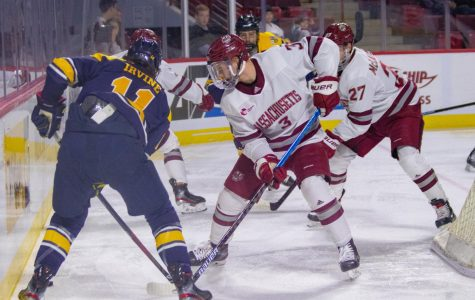 Flaherty: UMass coming to a crossroads ahead of series with Maine