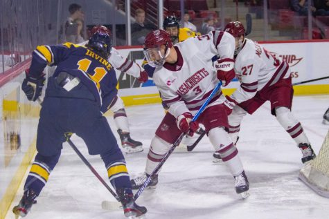 UMass hockey notebook: Harvard's Paul Pearl reportedly emerges as favorite in coach search