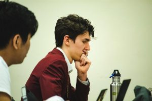 SGA President Timmy Sullivan impeached in 38-13 senate vote