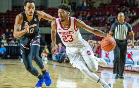 Late rally not enough for UMass in 84-80 loss to South Carolina