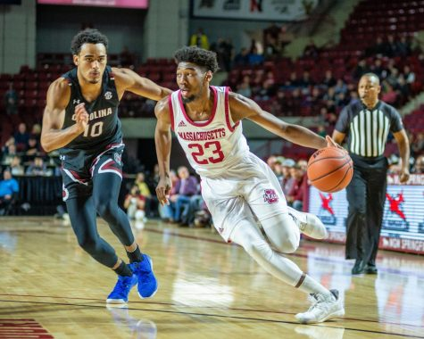 UMass loss to La Salle puts postseason in question