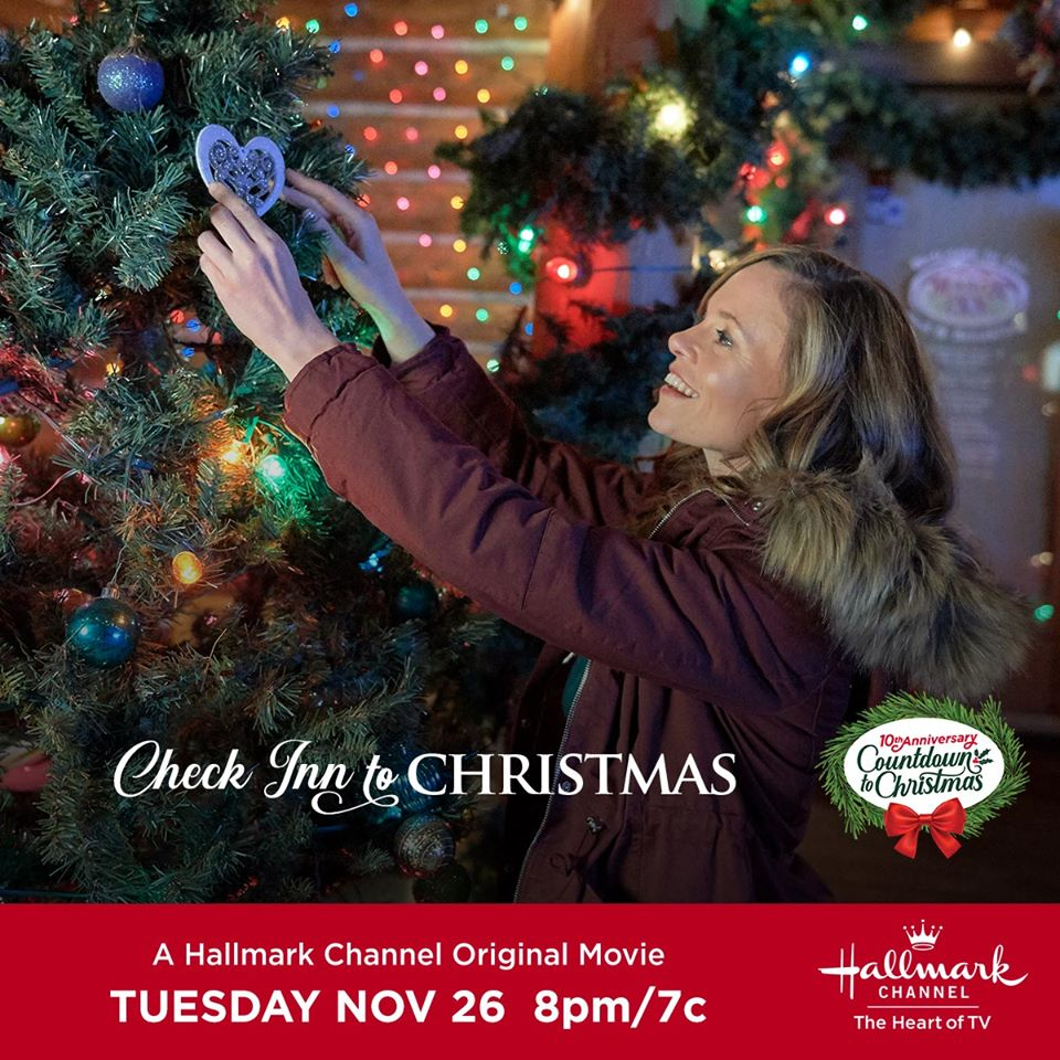Courtesy of the Hallmark Channel official Facebook page