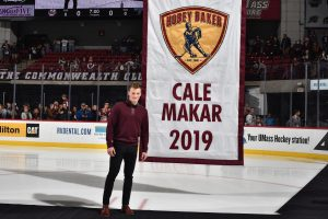 Cale Makar returns for Hobey Baker ceremony