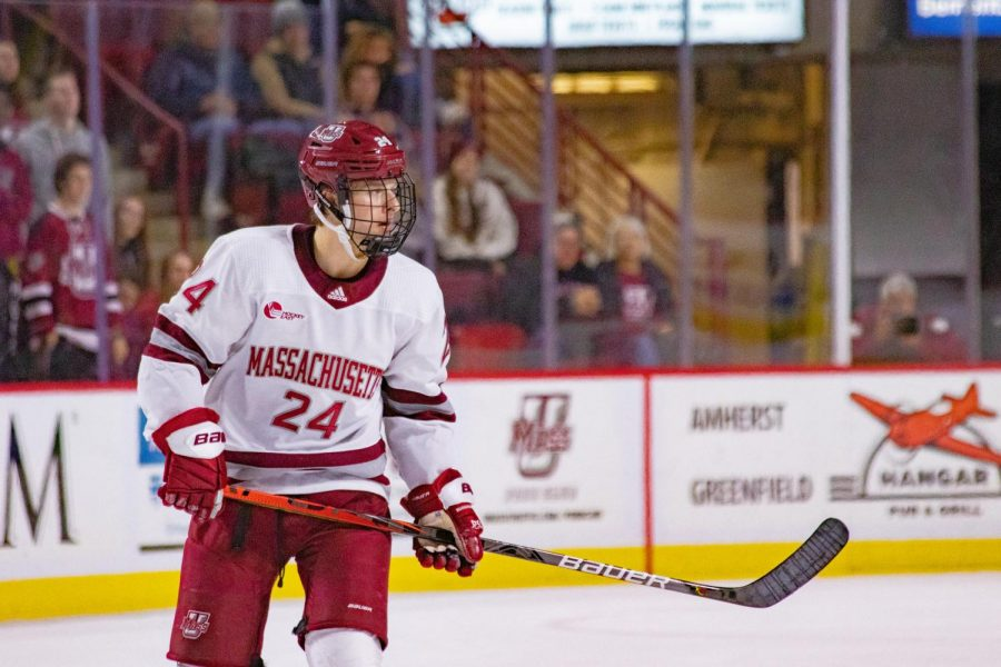 Bortle: Quinnipiac won with the urgent play No. 10 UMass has been lacking