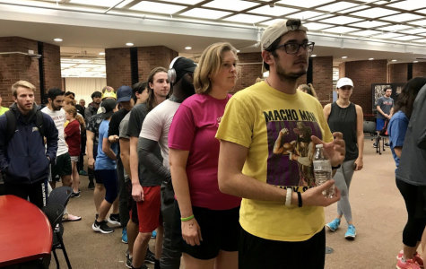 Fifth Annual Tower Run draws students, alumni and faculty to activeness