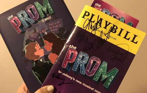 'The Prom' lives on with Saundra Mitchell's young adult novel