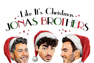 The Jonas Brothers single 'Like It's Christmas' will add some flair to your holiday playlist