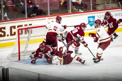 A 'distinct energy' surrounds UMass as it opens its season against Boston University