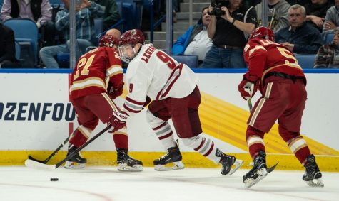 Kates: Exciting hockey will return to the Mullins Center