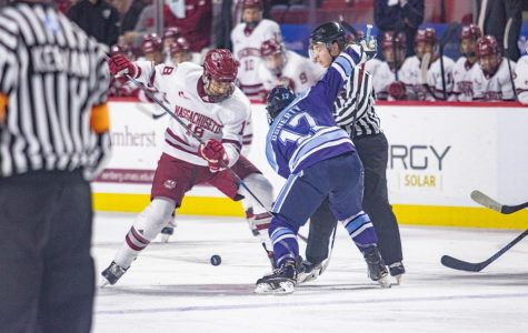 No. 7 UMass set for weekend series against UNH
