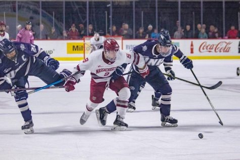 UMass travels to UNH with playoff spot in question