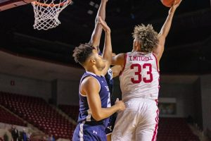 Tre Mitchell finding rhythm as UMass men's basketball searches for consistency