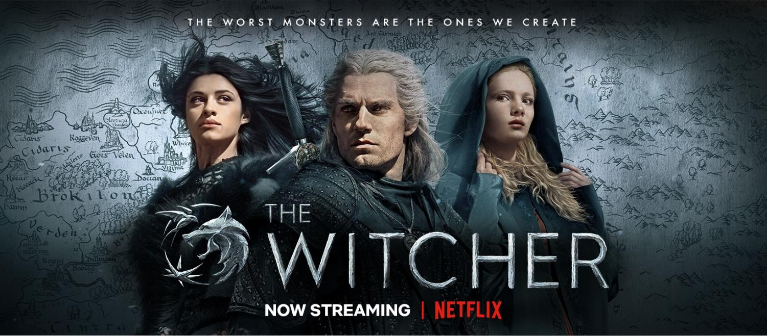 Courtesy of official The Witcher Netflix facebook page